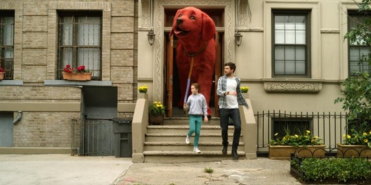 'Clifford The Big Red Dog' is coming.