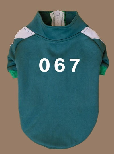 Squid Game Clothing Set: Jacket