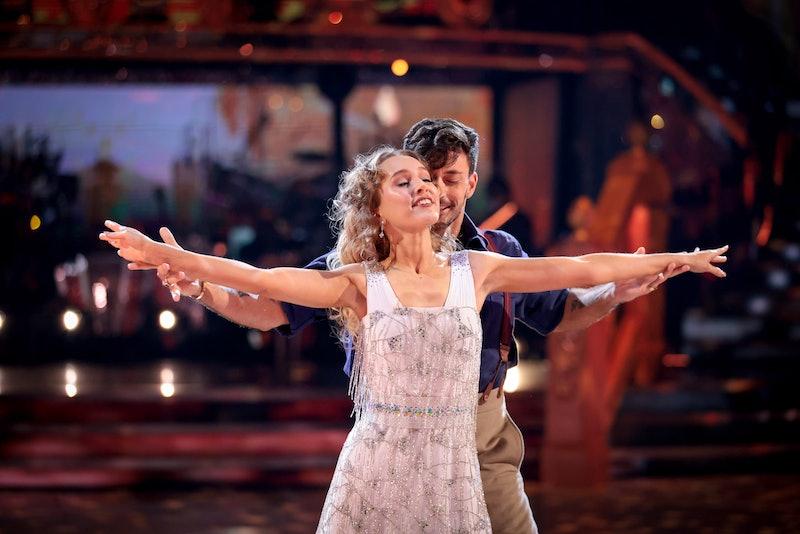 Rose Ayling-Ellis on 'Strictly Come Dancing' 2021