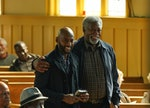 Romany Malco as Rome and Lou Beatty Jr. as Walter in 'A Million Little Things'