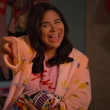 Jessica Marie Garcia as Jasmine in Season 4 of Netflix's 'On My Block.'