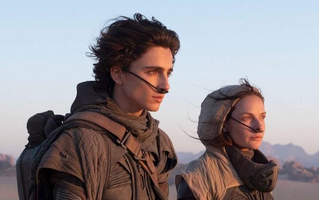 Dune starring Timothee Chalamet and Zendaya got an early release date.
