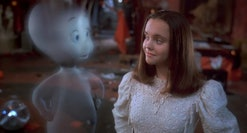 I re-watched Casper as a mom and Kat and Casper's dynamic feels off to me.