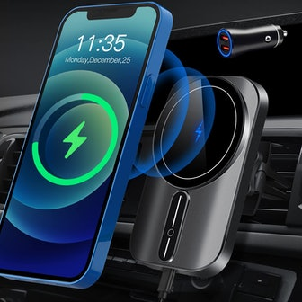 WAITIEE Magnetic Car Charger