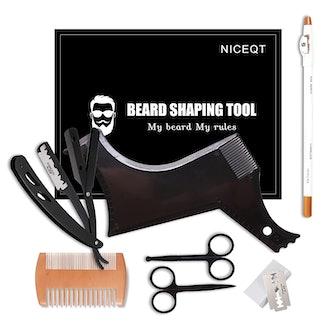Yishao Beard Shaping Kit