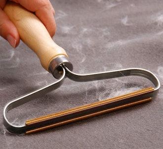 LZJZ Portable Wood Lint Remover (2-Pack)