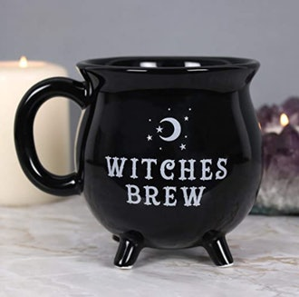 something different Cauldron Mug