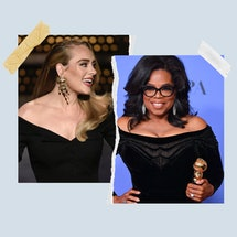 Oprah Winfrey will interview Adele during the 'Adele One Night Only' TV special.