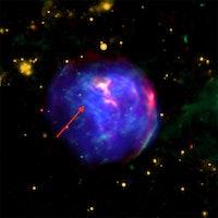 Look: NASA photo reveals unusual supernova event