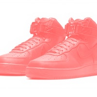Alyx's buckled Nike Air Force 1 makes its return in a can't-miss red color scheme