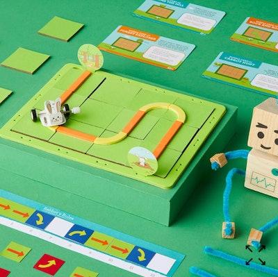 robot coding kit for kids