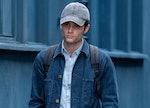 Penn Badgley as Joe on Netflix's 'You', which showcases his zodiac sign/Scorpio stellium in his birt...