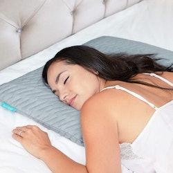 best thin pillows