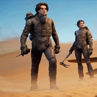 Dune 'Fortnite' skins release date and price for Zendaya and Timothée Chalamet