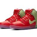 "Nike SB ""Strawberry Cough"" Dunk High sneaker"