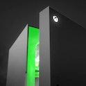 Press assets for Xbox's mini fridge