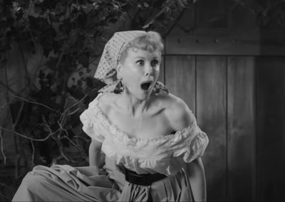 Nicole Kidman transforms into Lucille Ball for 'Being The Ricardos.'
