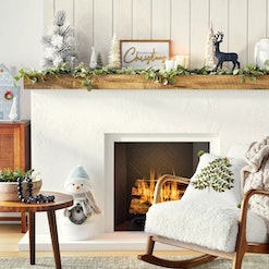 Target's holiday home decor collection boasts plenty of shopping inspiration.