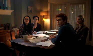 The 'Riverdale' Season 5 finale teaser is totally wild.