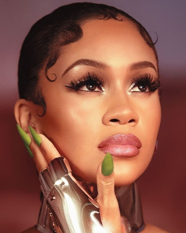 Saweetie and SinfulColors partnership