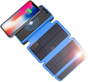 ZONHOOD Wireless Solar Charger