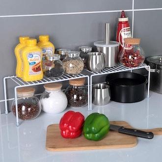 yaenoei Kitchen Shelves (2-Pack)