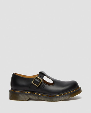 Polley Smooth Leather Mary Janes from Dr. Martens.