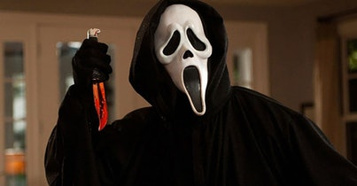 Ghostface is the killer in the 'Scream' franchise.