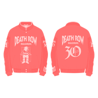 Death Row Records gets an iconic Jeff Hamilton leather jacket