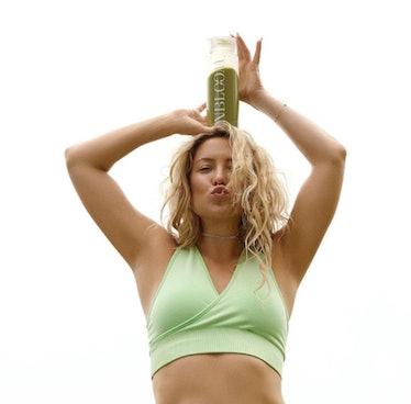 celebrity wellness brands Kate Hudson