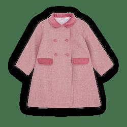 Pink Arrieta Coat