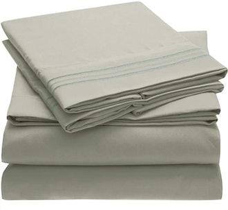 Mellanni Deep Pocket Sheet Set (4 pieces)