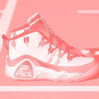 FILA brings back the Grant Hill 1 with an ode to his retro Sprite commercials