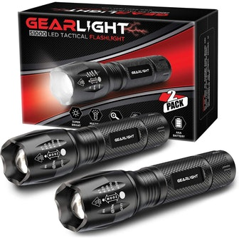 GearLight LED Flashlight (2-Pack)