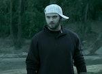 Kellan Lutz and Ashley Greene recreated the iconic 'Twilight' baseball scene in a 2021 video.