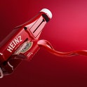 """Heinz released a limited edition """"packet roller"""" that makes it easy to extract sauce from a packet."""