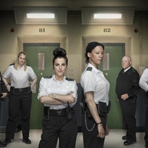 The cast of Channel 4's 'Screw'