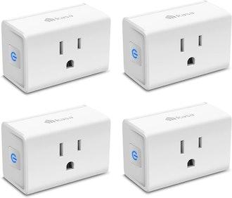 Kasa Smart Plugs (4-Pack)