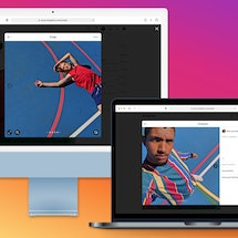 Instagram launched the ability to post to Instagram from your desktop.