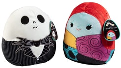 These 'Nightmare Before Christmas' Squishmallows are hard to find, but worth every penny.