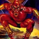 demons crest game cover art