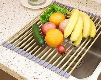 Freshmage Roll-Up Dish-Drying Rack