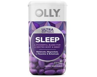 Olly Ultra-Strength Sleep Softgels (60 Count)