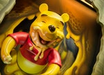 Visit this Winnie the Pooh ride at Tokyo Disney to celebrate the 95th anniversary.
