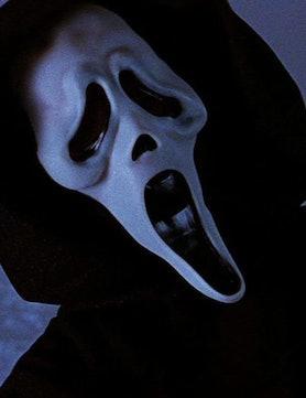 Ghostface Scream killer