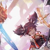 Genshin Impact Labyrinth Warriors guide: Shikifuda, Charms, how to get Xinyan