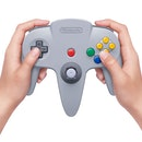 switch n64 controller hands