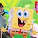 Nickelodeon All-Star Brawl korra spongebob nigel