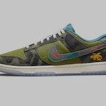 Nike Siempre Familia Dunk Low Dia de Muertos 2021