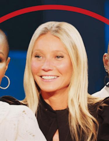 Jada, Gwyneth, Adrienne